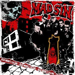 Mad Sin - Dead Moon's Calling