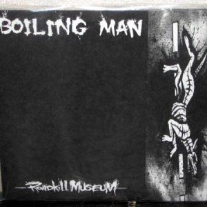 BOILING MAN Roadkill EP