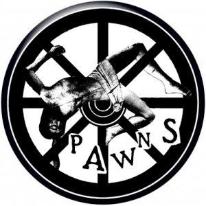 "Pawns ""Christ"" Button"