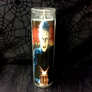 "Hellraiser 8"" Prayer Candle"