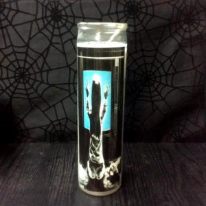 "Poltergeist 8"" Prayer Candle"