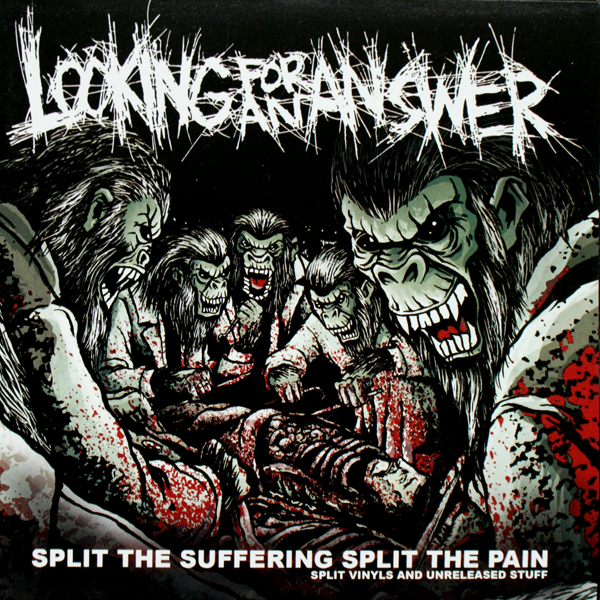 Looking For An Answer - Split the Suffering