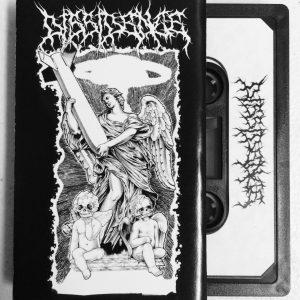 Dissidence - 2015 Demo Cassette Tape