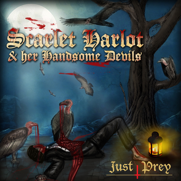 Scarlet Harlot - Just Prey
