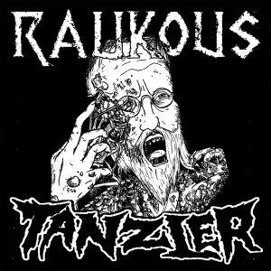 Raukous / Tanzler - Split (Nightmare #26)