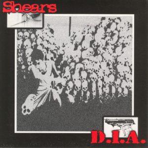 """Shears / D.I.A. - Split 7"""""""