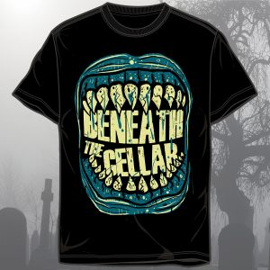 "Beneath the Cellar ""Eaten Alive"" Shirt"