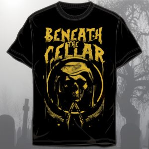 "Beneath the Cellar ""Hooded Figure"" Shirt"