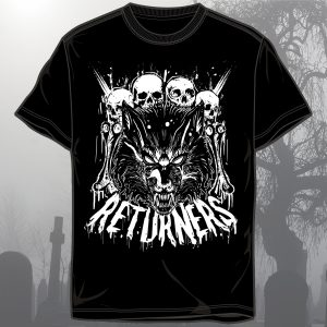 "The Returners ""Wolf"" Shirt"