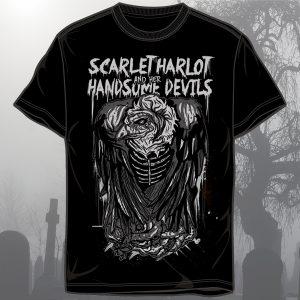 "Scarlet Harlot ""Vulture"" Shirt"