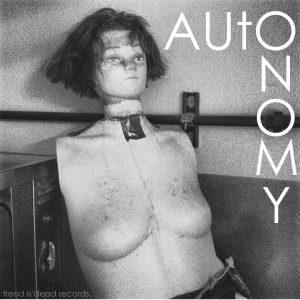 Autonomy / Doom Town - Split LP