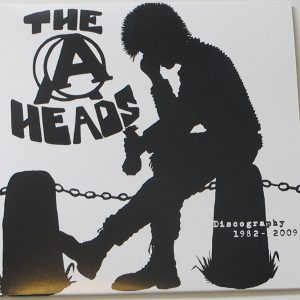 The A Heads - Discography LP