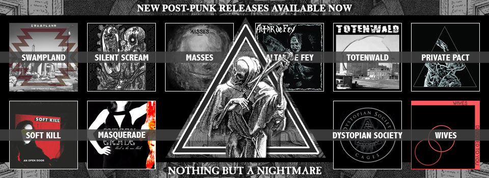 New Post Punk Releases